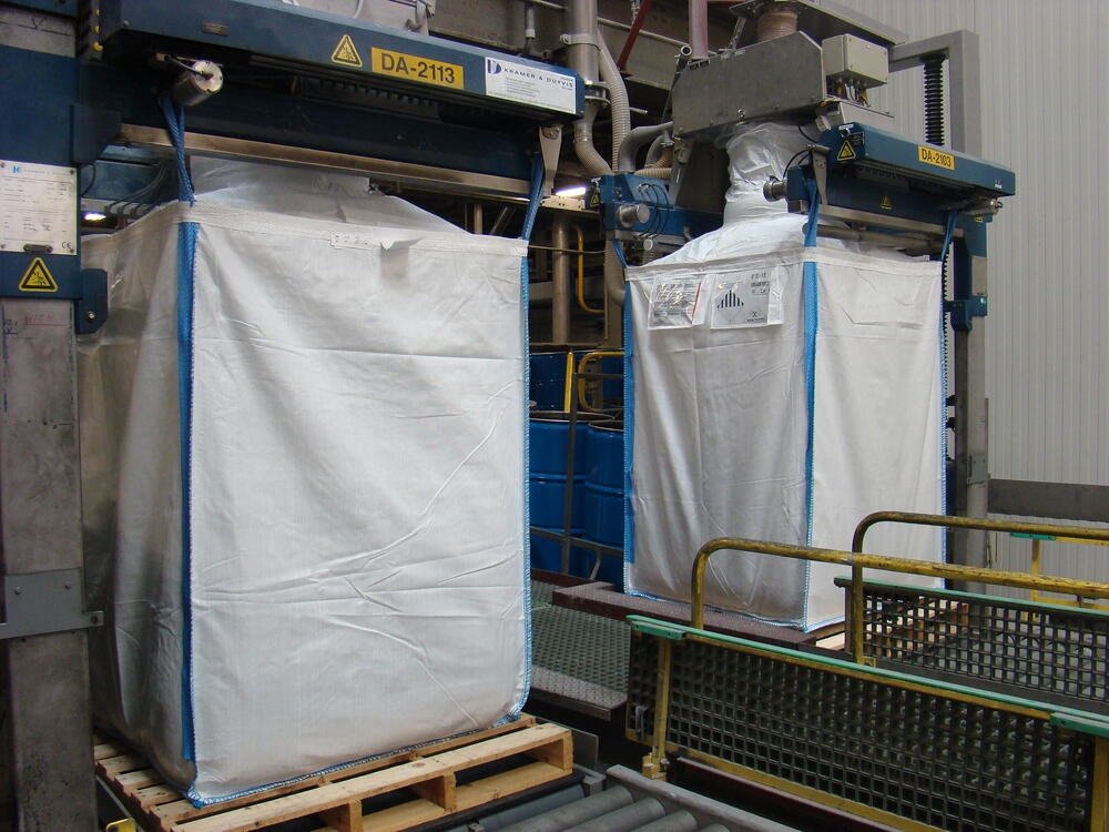 Masterpack - Modified Atmosphere Big Bags